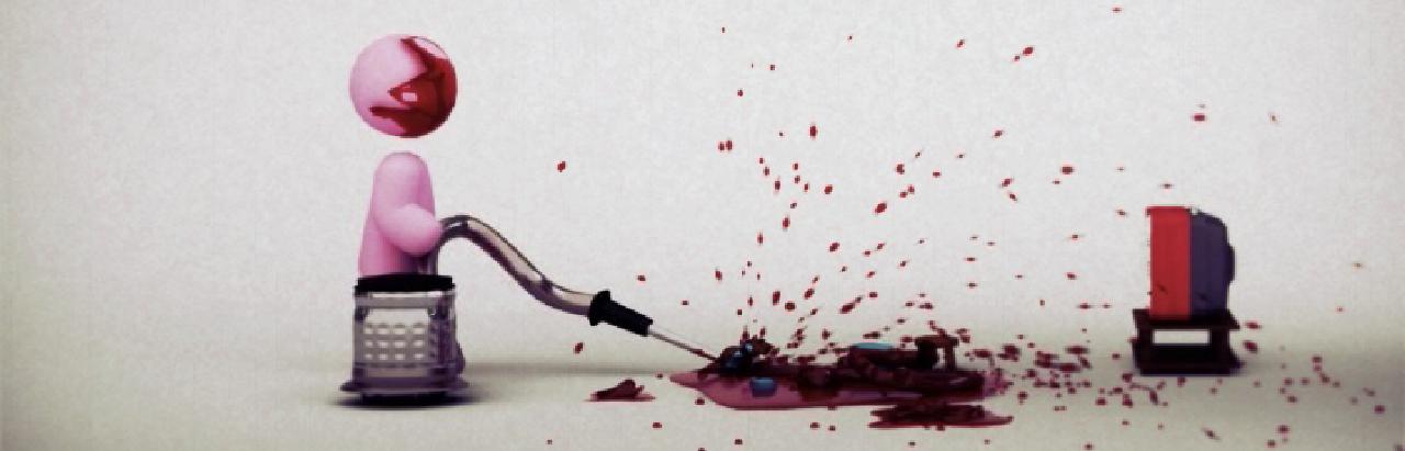 3D Fluid Blood