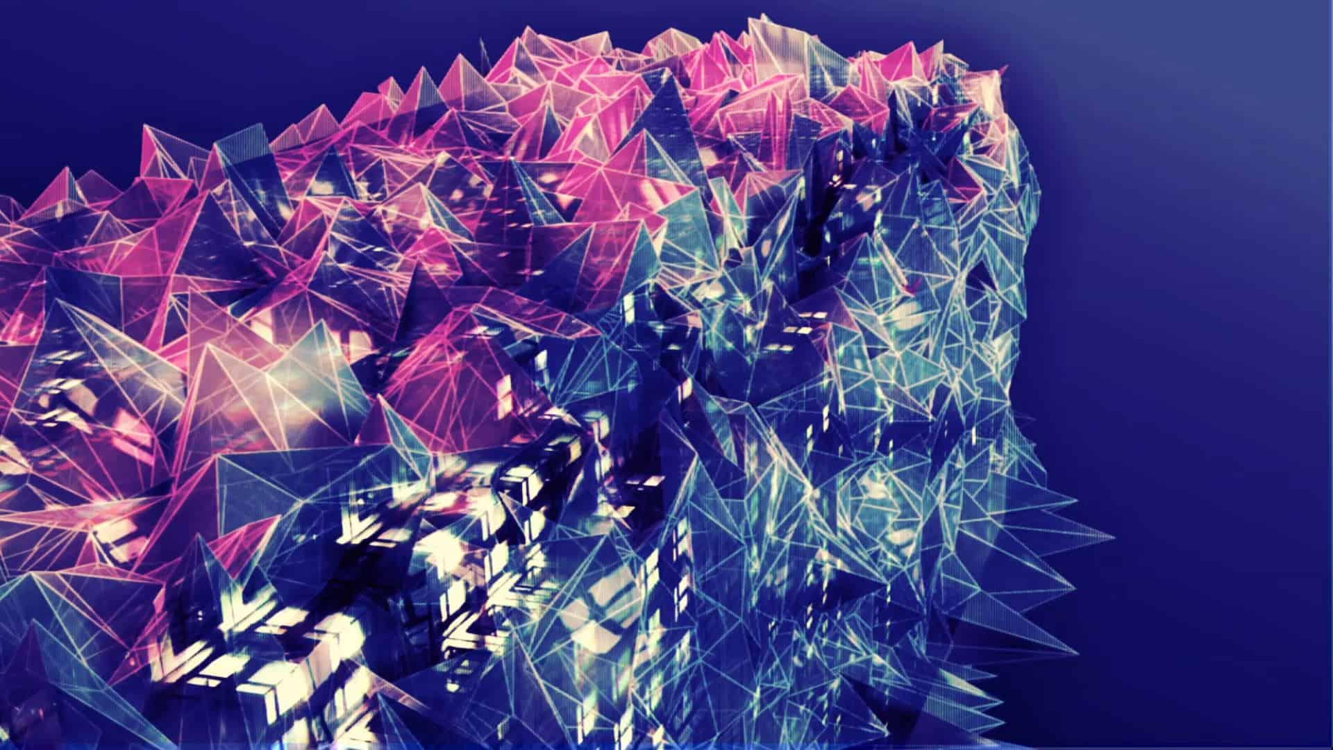 3D Noise concept